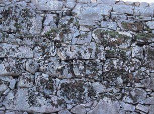 自然石が巧みに組み合わせられている<br/>(公社)びわこビジターズビューロー