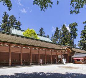 比叡山延暦寺【東塔】・根本中堂