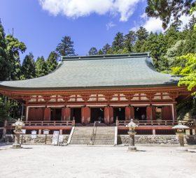 比叡山延暦寺【西塔】・釈迦堂