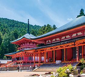 比叡山延暦寺【東塔】