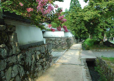 比叡山延暦寺の修行体験と門前町・坂本を歩く