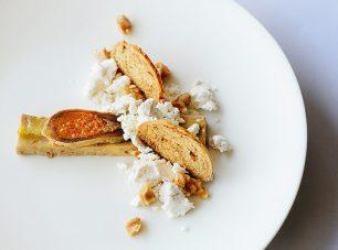 びわ湖周辺の発酵食文化をとり入れたフランス料理