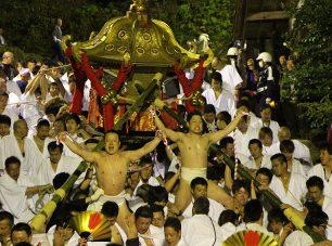 湖国三大祭のひとつ「山王祭」は4/12~14に開催