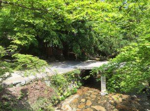 大宮川に架かる日吉三橋は映画のロケ地としても有名