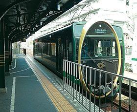 叡山電車「ひえい」