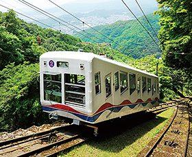 叡山ケーブル「ケーブル八瀬駅」