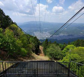 叡山ロープウェイ「比叡山頂駅」