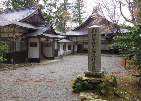 《ハイキング ④》里坊の町・坂本から延暦寺・東塔へ、千日回峰行の道を歩く